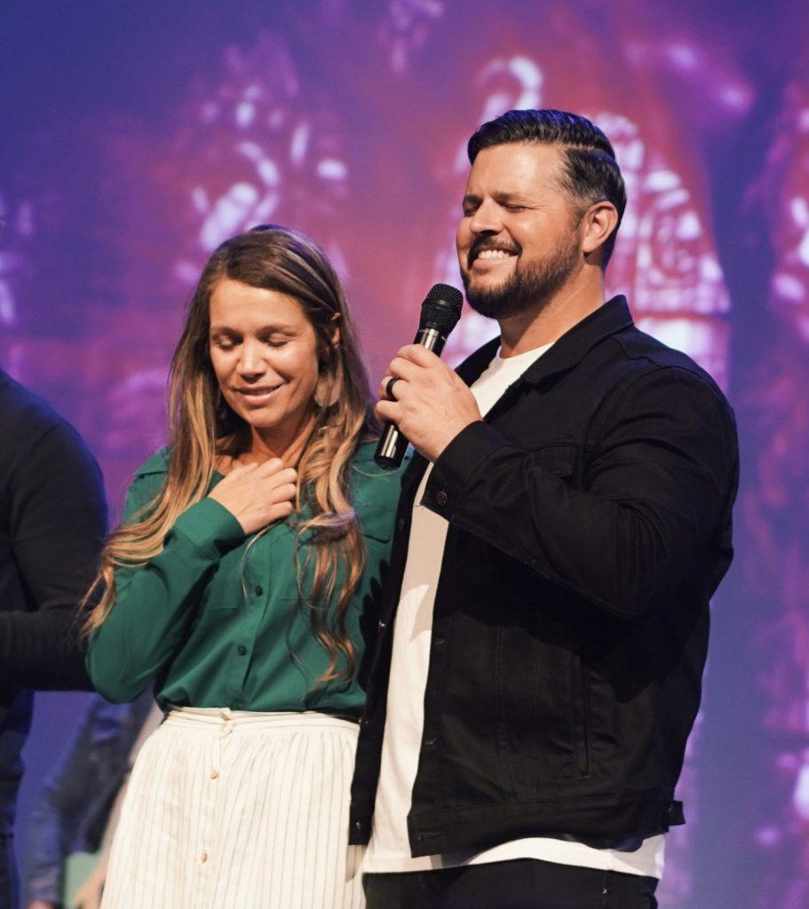 Jarod and Jennifer Smith, Lead Pastor