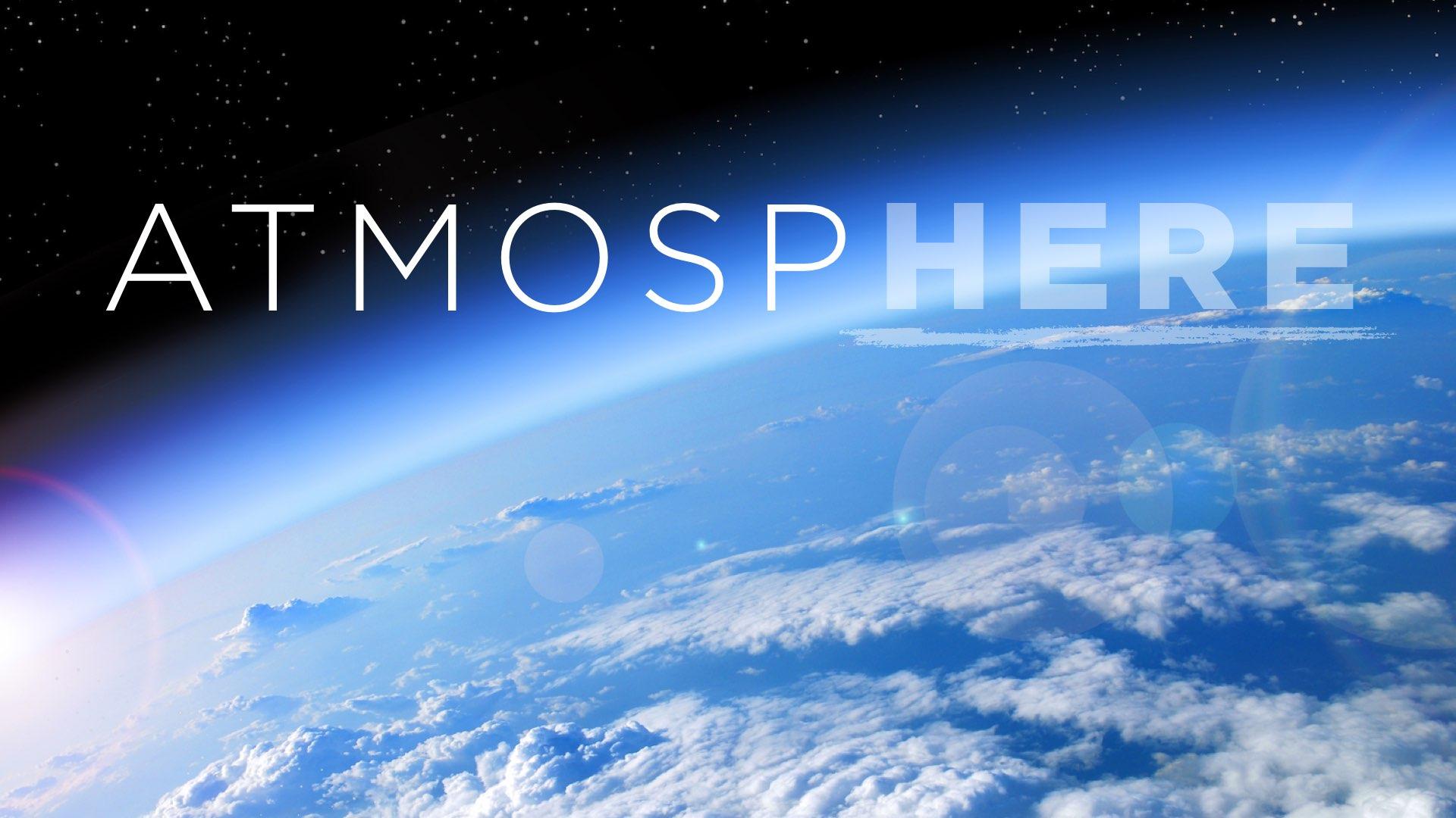 Sermon Series - Atmosphere Title Slide
